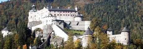 Festung Hohenwerfen (c) 2007 Salzburger Burgen und Schlösser